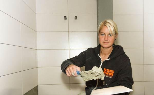 Frauen in Männerberufen für Berliner Akzente