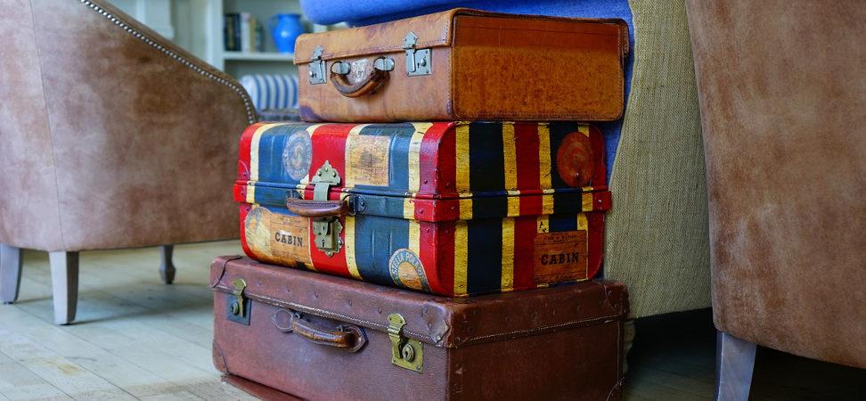 Immer Probleme mit dem Gepäck?