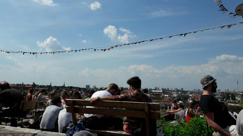 Berlins hippstes Viertel: Reiseziele.ch